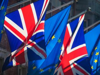 Eitan Eldar - Flags EU Brexit