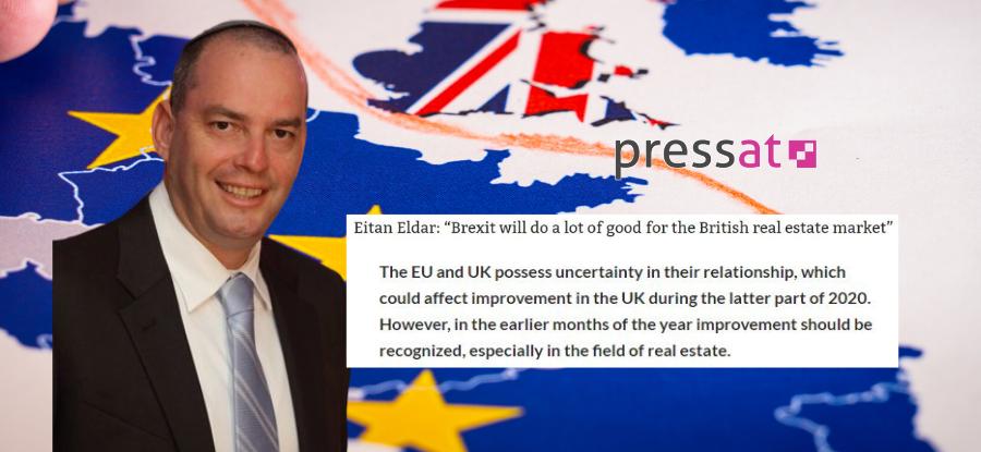 Eitan Eldar - press release