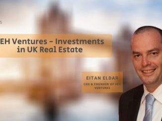 Eitan Eldar: EEH Ventures - UK Real Estate